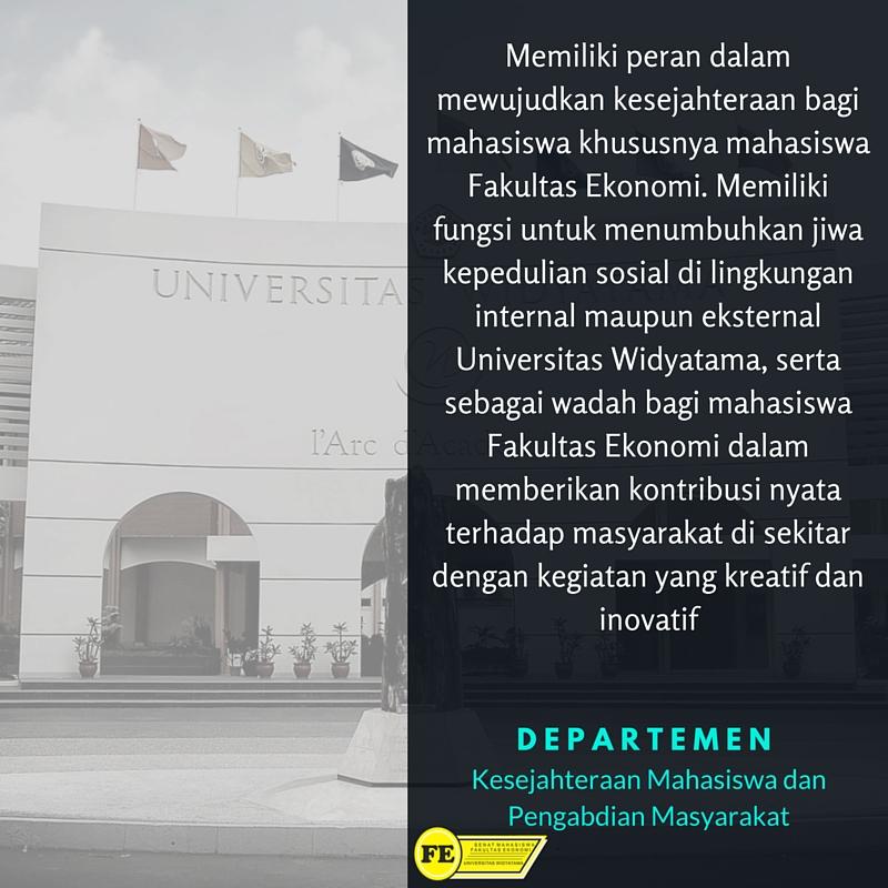 Departemen KESMAPENGMAS