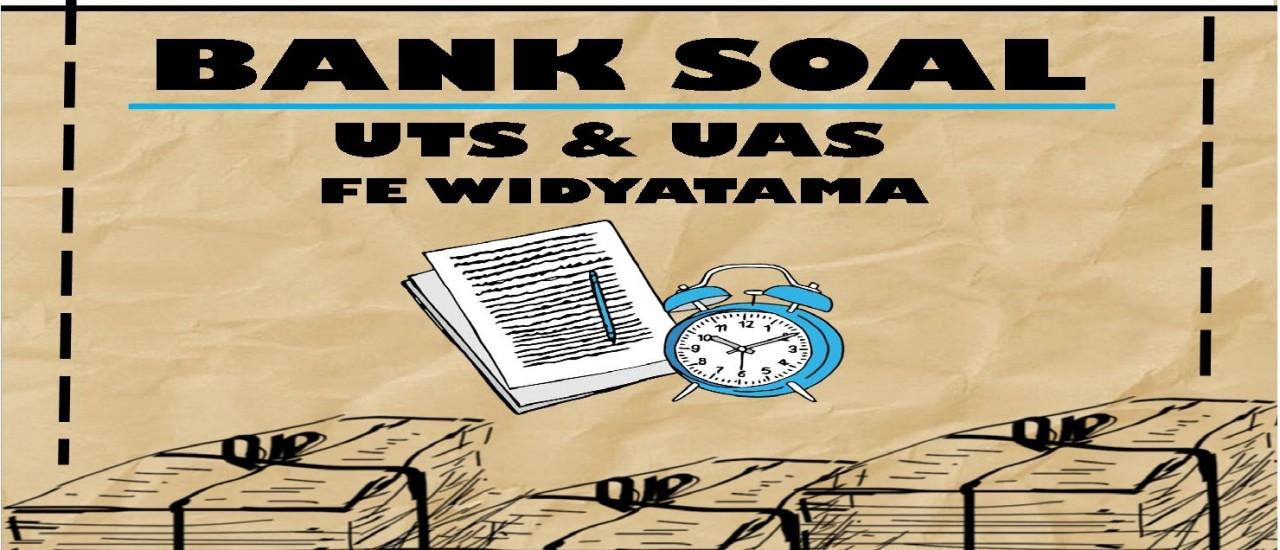 Bank Soal