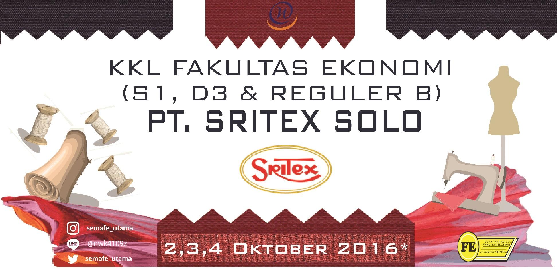 KKL PT. SRITEX SOLO